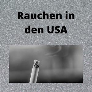 Rauchen in den USA