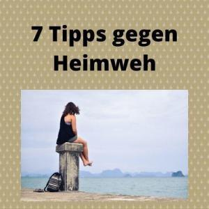 7 Tipps gegen Heimweh